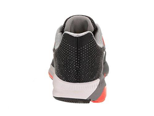 Nike-Mens-Air-Zoom-Structure-20-BlackWhiteMatte-Silver-Running-Shoe-95-Men-US