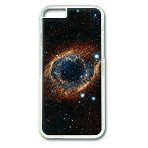 iPhone 6 Plus Case,PC Hard Shell Transparent Cover Case for iPhone 6 Plus(5.5Inch) Eye Of Space Star Galaxy by Sallylotus by mcsharks