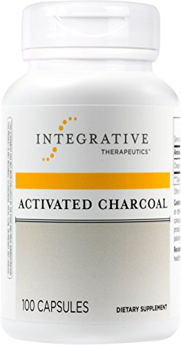 Integrative Therapeutics - Activated Charcoal - Cleansing Agent - 100 Capsules