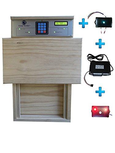 Bundle-Programmable-Automatic-Chicken-Coop-Door-Coop-Management-System