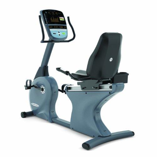 Vorschaubild Vision Fitness Halbliege Ergometer R70, Anthrazit/Schwarz