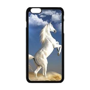 Custom Horse Design Plastic Case for IPhone6 Plus by lolosakes