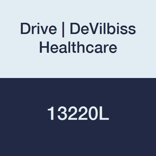 Drive DeVilbiss Healthcare 13220L U-Sling with Head Support, Large, Length 54'', Width 46'', Polyester