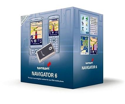 TomTom NAVIGATOR 6 - Tarjeta SD con mapas de las principales ...