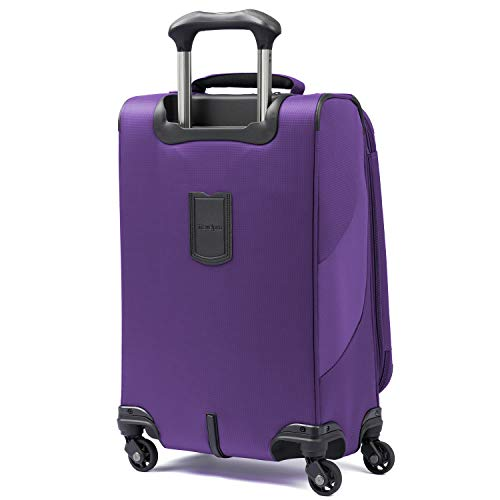 Buy rated carry on spinner luggage