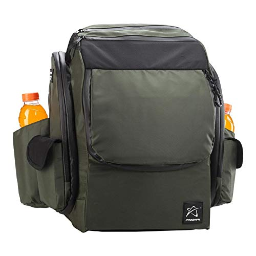 Prodigy Disc BP-1 V2 Backpack Disc Golf Bag - Green