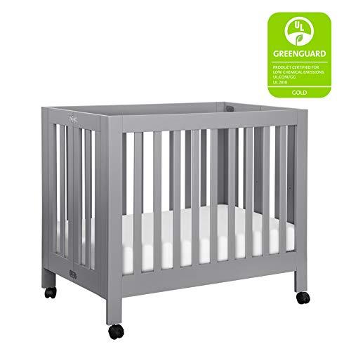 Amazon Com Babyletto Origami Mini Portable Crib With