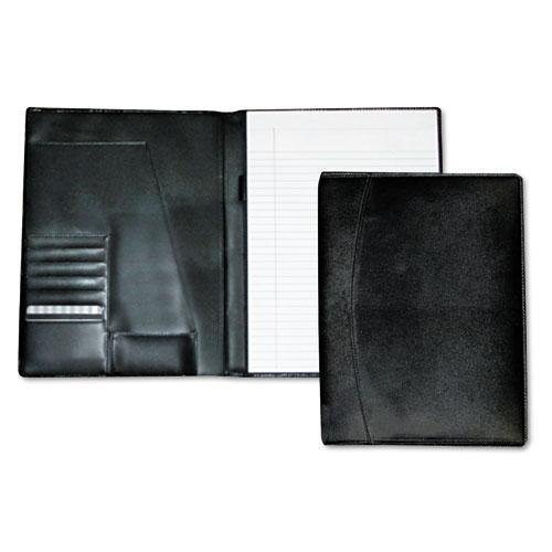 BUXOC87795BK - Mens Classic Pad Folio/Writing Pad