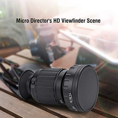 Acouto VD-11X Micro Director's HD Viewfinder Scene Viewer Phototgarphy Accessory by Acouto (Image #4)