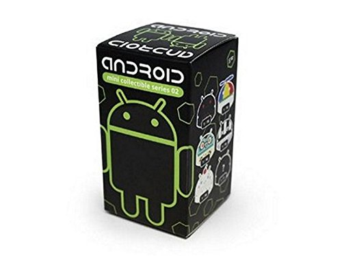 DYZ Plastics Google Android Mini Figures Series 2 (1 Blind Box)