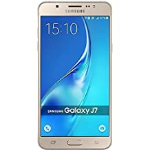 """Samsung Galaxy J7 SM- J700H/DS GSM Factory Unlocked Smartphone-Android 5.1-5.5"""", Gold"""