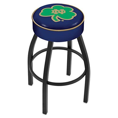 Nhl Swivel Bar Stools (Holland Bar Stool L8B1 Notre Dame (Shamrock) Swivel Counter Stool,)