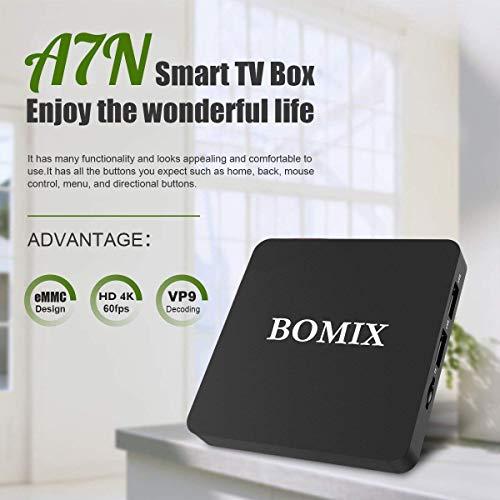 MXQ Pro Game Pad mxq15 [2018 MODEL] KD V17 4 MXQ PRO Android 6 0 TV BOX  4K/64Bit/1+8GB/2 4G/5G Wifi/UHD 4K/Full HD/H 265
