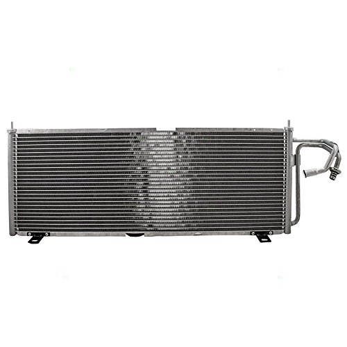 A/C AC Condenser Cooling Assembly Replacement for Jeep SUV 55036595AG