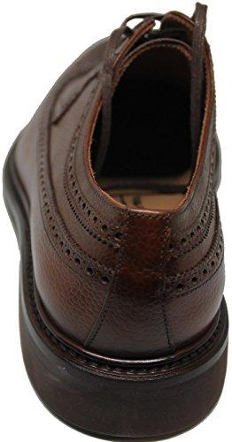 1608 a de de Pala EN Piel Totalmente Calidad Primera Color Becerro Mallorca Mano Inca Cordones Cuero de Hecho George´s Zapato Shoes Grabado Vega 5qnSzS
