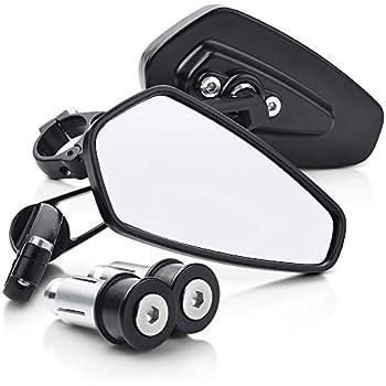 Amazon.com: Espejos retrovisores universales para ...