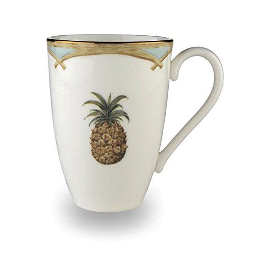 Lenox British Colonial Bamboo/Pineapple Mug ()