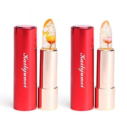 kailijumei-lipstick-flower-lipstick-set-2-color-barbie-doll-powder-minutemaid-yellow-moisturizer-flo