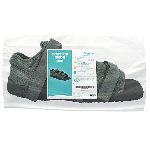 Lightweight Shoe Surgical Walking Boot Adjustable Straps