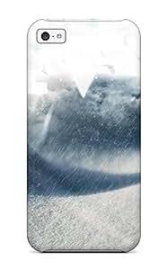 Iphone 5c Case Cover Skin : Premium High Quality Fantasy Sad Love Quotes With Image Case