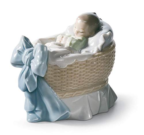 Lladró A New Treasure (Boy) Figurine