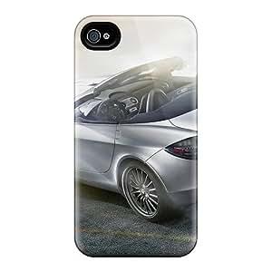 Series Skin Case Cover For Iphone 4/4s(2009 Mercedes Benz Slr Mclaren Roadster 2)