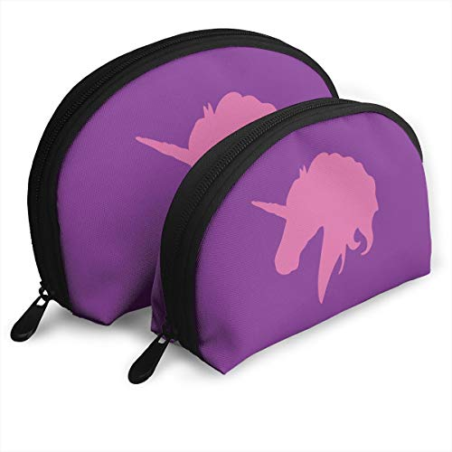 - Child Goods Pink Unicorn Polo Horse Multi-Functional Portable Bags Clutch Pouch