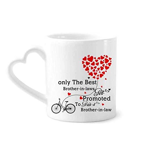 Amazoncom 11oz Heart Shaped Handle Mugs Best Funny Quotes