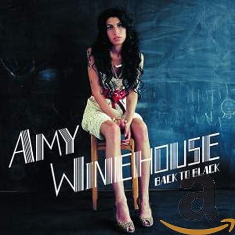 Back To Black Winehouse Amy Amazon De Musik