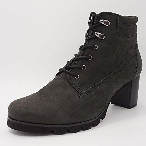 GABOR - Damen Stiefeletten - Grau Schuhe in Übergrößen