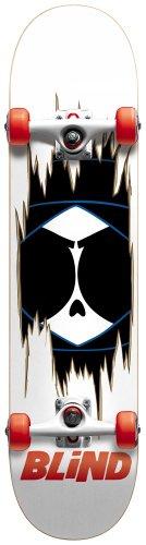 UPC 805538341096, Blind Redrum Kenny Complete Skateboard (White/Black, 7.4-Inch)