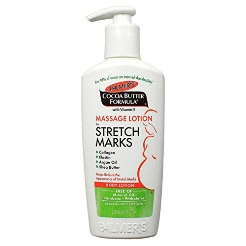 Palmer's Cocoa Butter Formula Massage Lotion for Stretch Marks 8.5 Oz (Pack of 3)