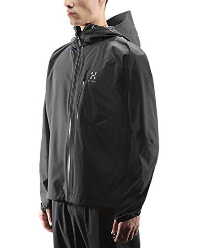 Haglofs L.I.M III Gore-TEX Jacket - AW18 - X Large - Black by Haglofs (Image #3)