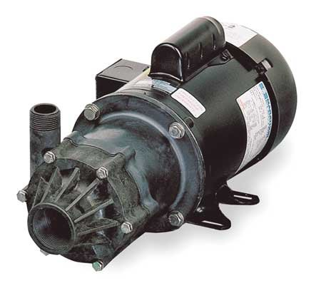 Little Giant - TE-7-MD-HC - 3/4 HP PPS 115/230V Magnetic Drive Pump, 58.9 ft. Max. Head ()
