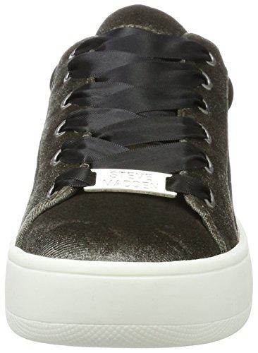 v Mujer taupe Steve Beige Sneaker Madden Para Zapatillas Bertie qFRzEw4T