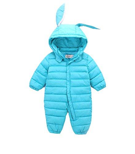Sheepskin Baby Pram Suit - 2
