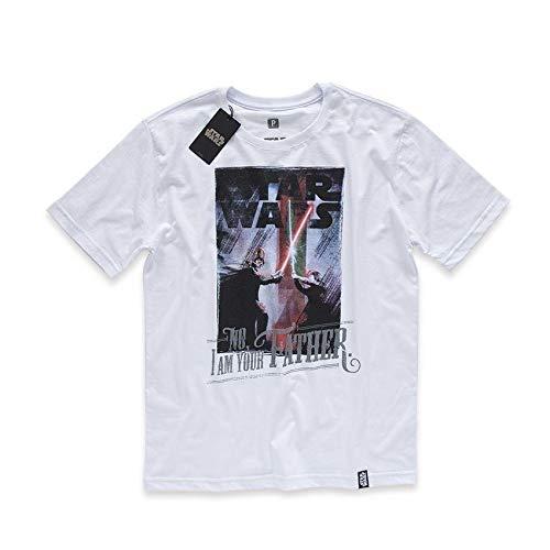 Camiseta Star Wars Vader Vs Luke
