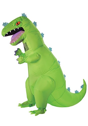 Rubie's Costume Co Men's Reptar, As Shown, One Size