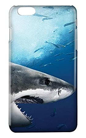 Funda Carcasa Tiburon para Samsung Galaxy J3 plástico rígido ...