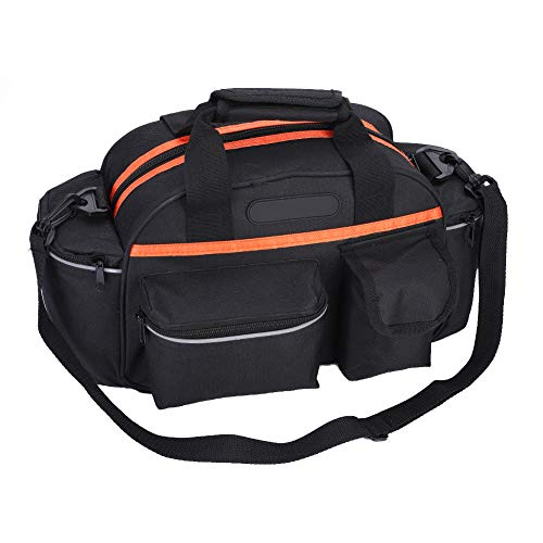 VGEBY1 Bike Rear Seat Luggage Bag, Bicycle Tail Rack Storage Pouch Carrier Package for Mountain Bike Sports Bike