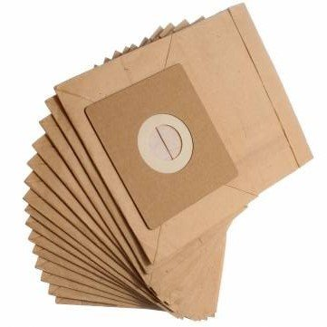 MEVA Canister Vacuum Bags Refill (for model VCM -100) - 6 pack
