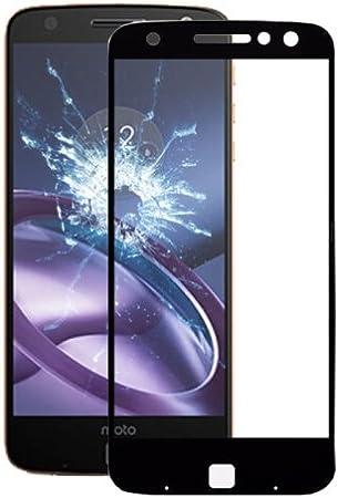 alsatek Reemplazo Cristal Frontal para Motorola Moto Z/xt1650 ...