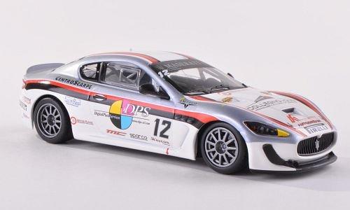 Maserati Gran Turismo Mc GT4, No.12, Trofeo Gran Turismo Mc, 2010, Model Car, Ready-made, Minichamps 1:43