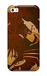 OmavBqp5854WdzQS Alex D. Ulrich Awesome Case Cover Compatible With Iphone 5c - Fullmetal Alchemist Anime Other