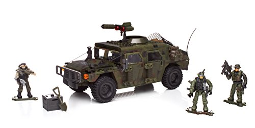 Mega Bloks Call of Duty Armored Vehicle Charge