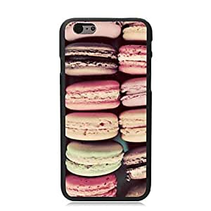 Nice Bread Plastic Hard Back Cover for iPhone 6