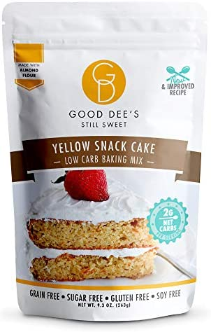 Good Dees Cookie Mix Amarillo Snack-Cake Mix - baja en ...