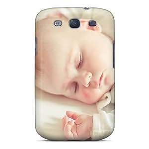 For Galaxy S3 Fashion Design Cute Sleeping Baby Case-ZIavXDT5077uIslK
