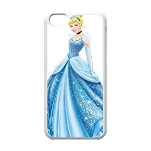 Cinderella II Dreams Come True iPhone 5c Cell Phone Case-White Ebfg