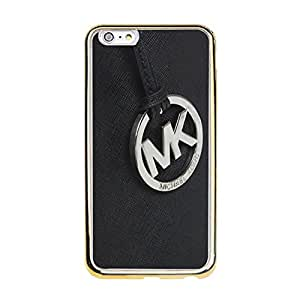 Iphone 6 Plus/6s Plus (5.5 inch) for Creative Popular Michael Kors Logo Phone Case Luxury Brand Design Cover MK Logo
